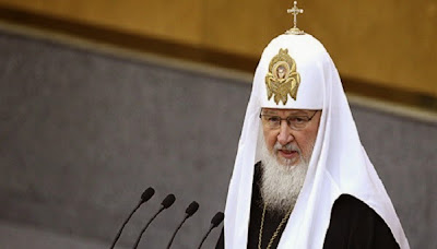 Patriarca di Mosca ha accusato l'Ucraina di empietà