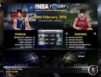 NBA 2K12 Slamdunk Anime Mod Patch