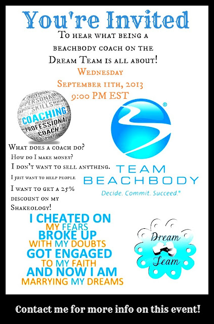 Information on Becoming a Beachbody Coach