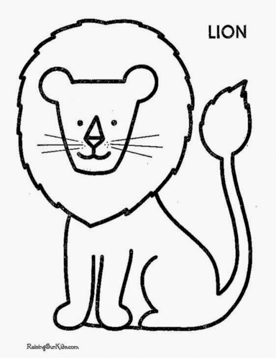 preschool coloring sheets printable free coloring sheet