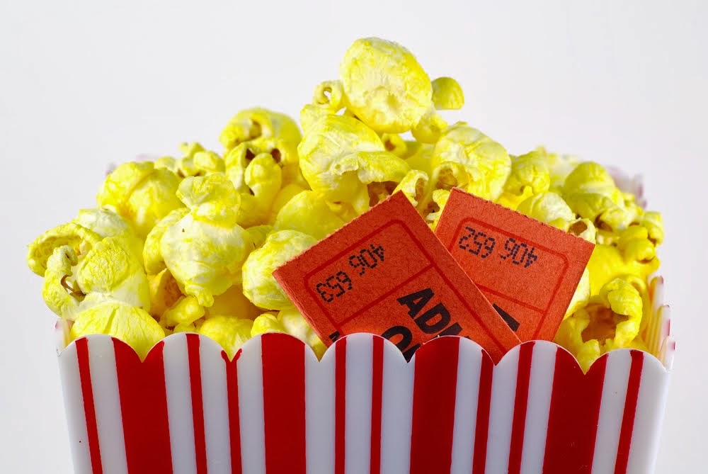 Popcorn Tastes Better at the Movies