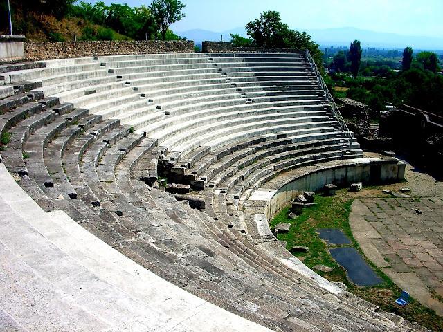 Heraclea Lyncestis Amphitheatre
