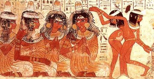 أنواع الرقص فى مصر الفرعونية