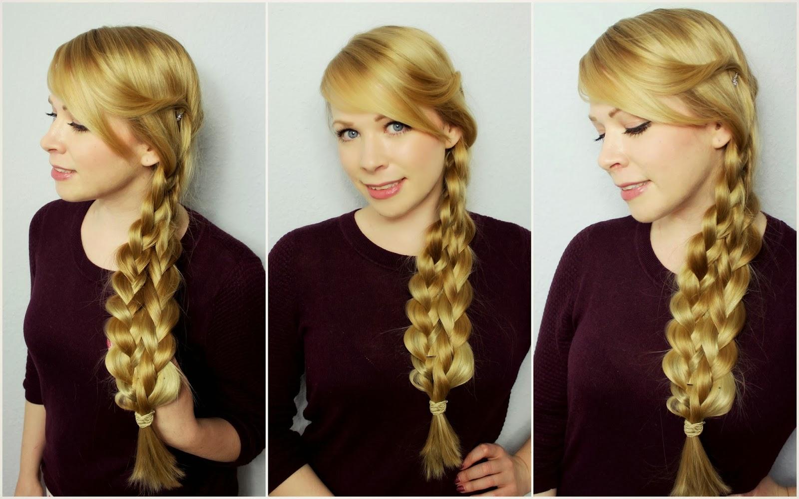 coole frisuren jungs langen haaren
