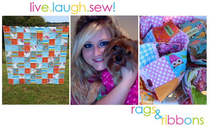 live, laugh, sew :)
