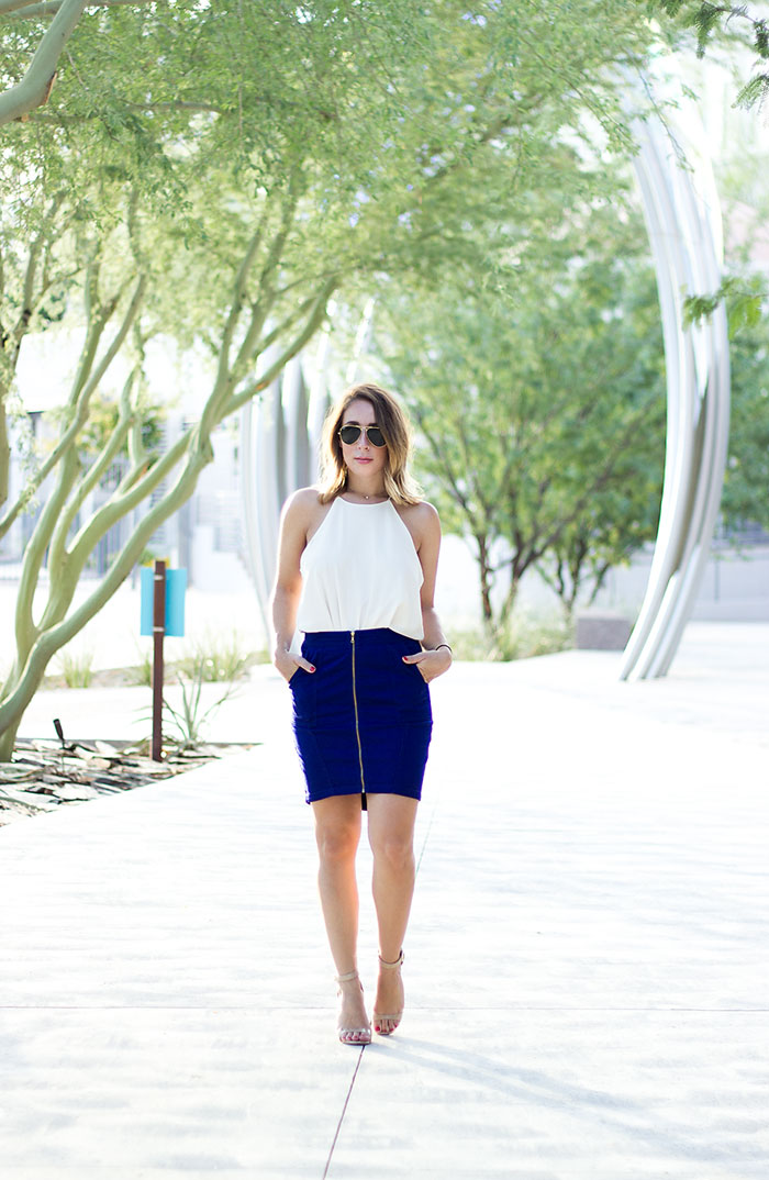 royal blue pencil skirt clothes quotes