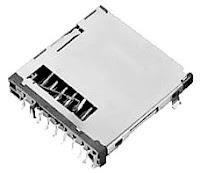 Gniazdo karty SD bardzo przydatne do projektów z odtwarzaniem muzyki lub do zapisywania danych np. monitor temperatury, itp.
