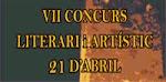 VII CONCURS LITERARI 21 D'ABRIL