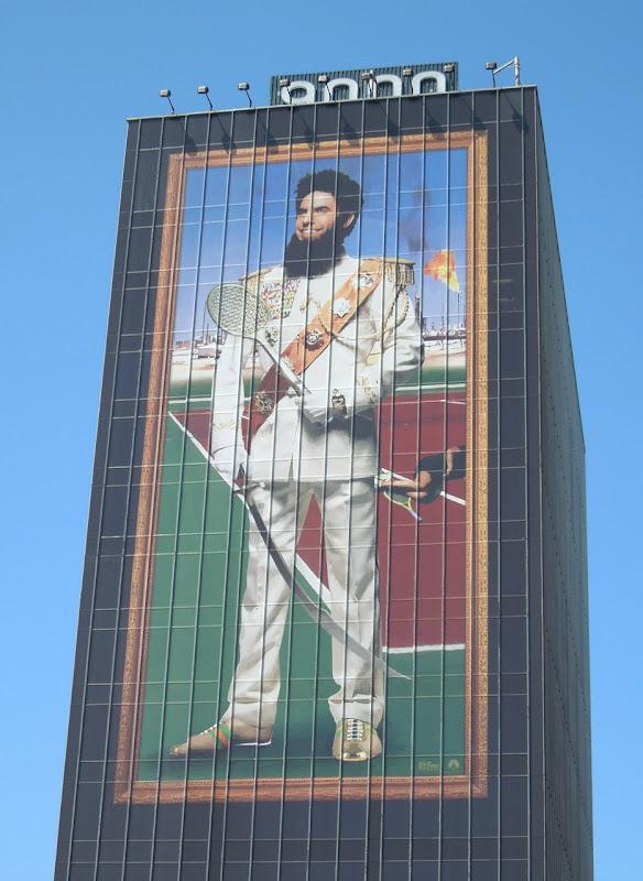 Dictator billboard Sunset Strip