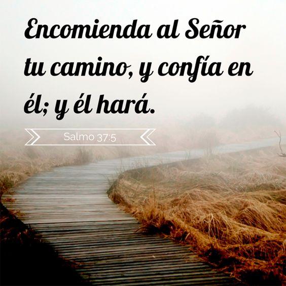 ESPERA EN ÉL Y ÉL HARÁ (Sal 37:5)