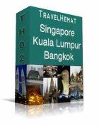 Travel Hemat ke Kuala Lumpur - Singapore - Bangkok