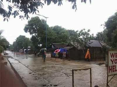 Caramoan, Camarines Sur flood