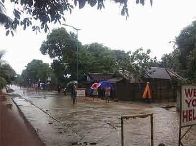 Caramoan, Camarines Sur flood