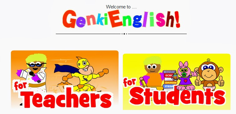 http://www.genkienglish.net/start.htm