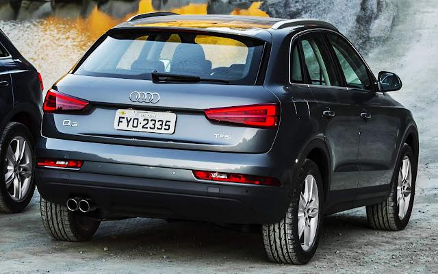 Novo Audi Q3 2016