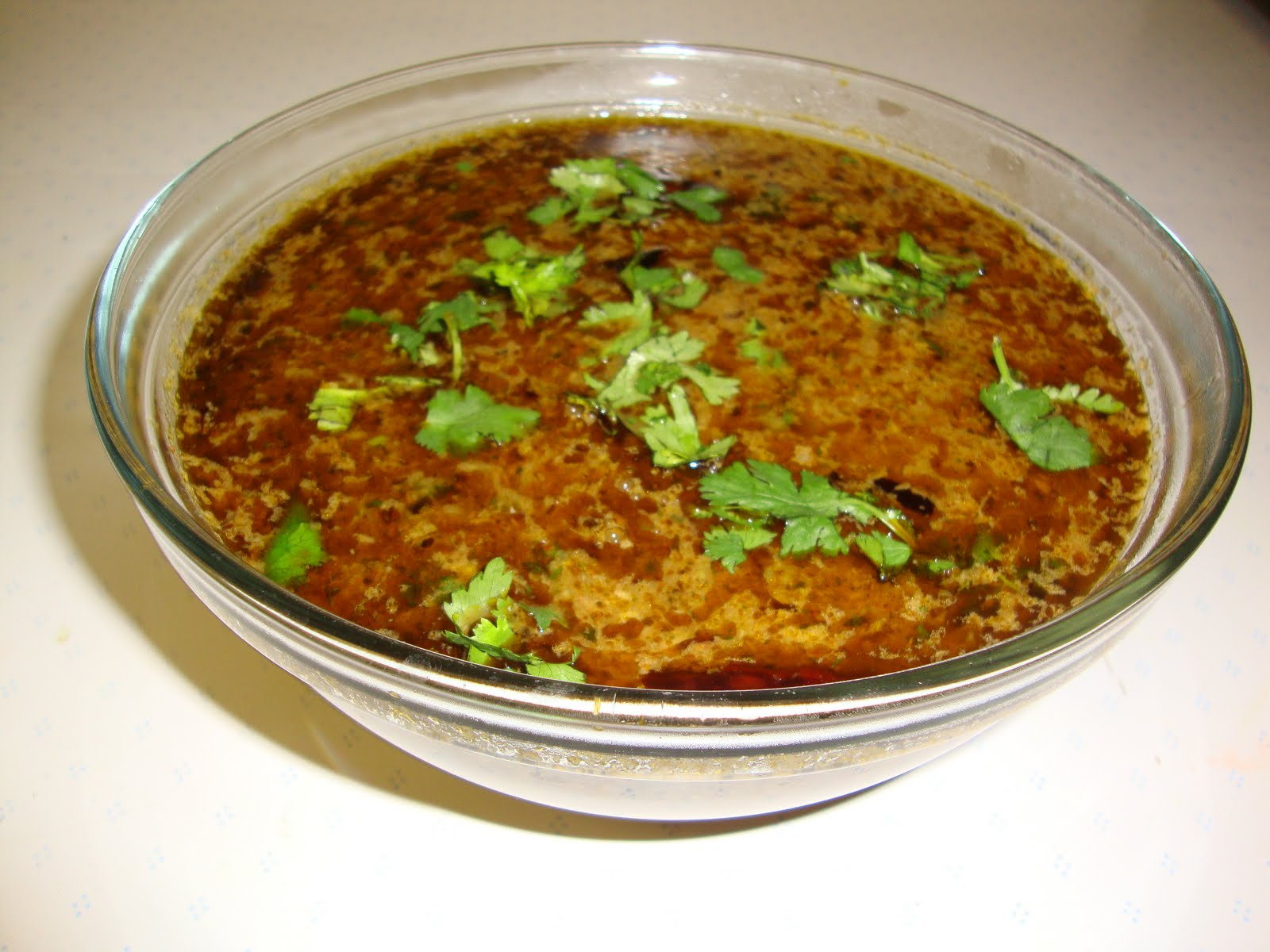 Enjoy Indian Food: Malvani Style Daalichi Amti