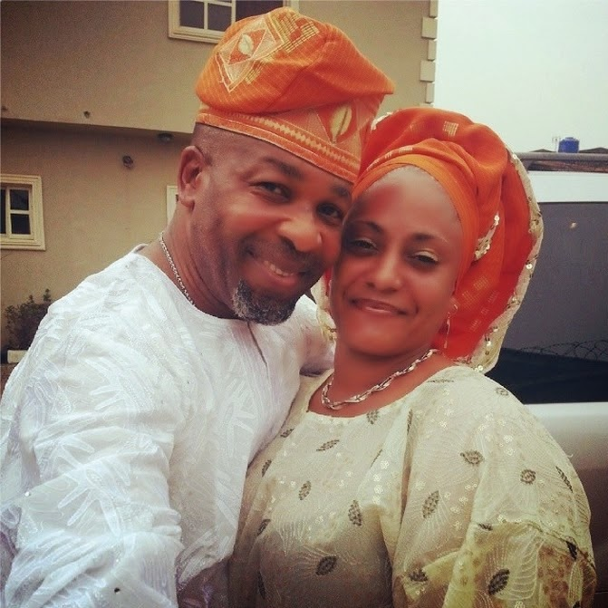 yemi solade wife