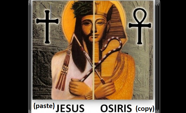 ο θεός ήλιος Όσιρις