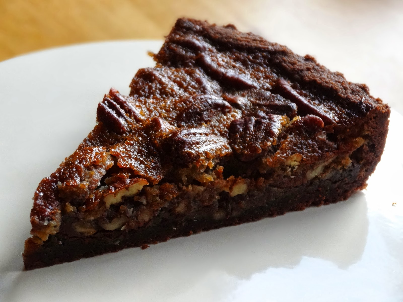 Chocolate Pecan Pie Recipe — Dishmaps