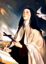 Santa Teresa de Jesús (de Ávila)