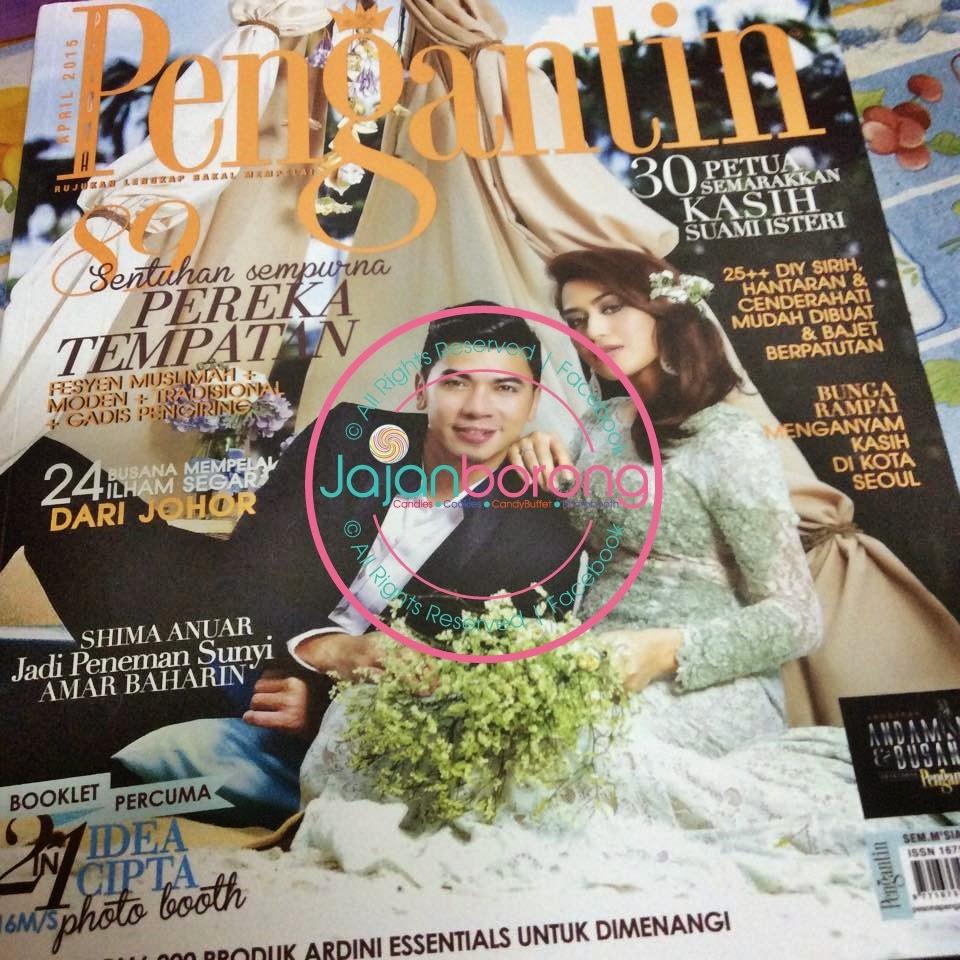 Majalah Persona Pengantin April 2015