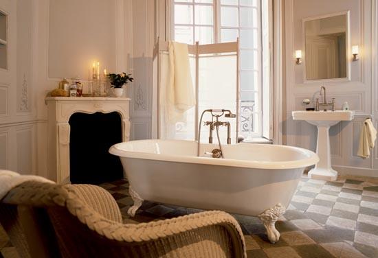 Images via. Pretty Prowler  German Bathroom Design