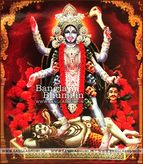 Maa Kali India God HD Poster Wallpaper Free Download