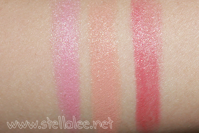 Brigitte Blooming Rouge Lipstick swatch