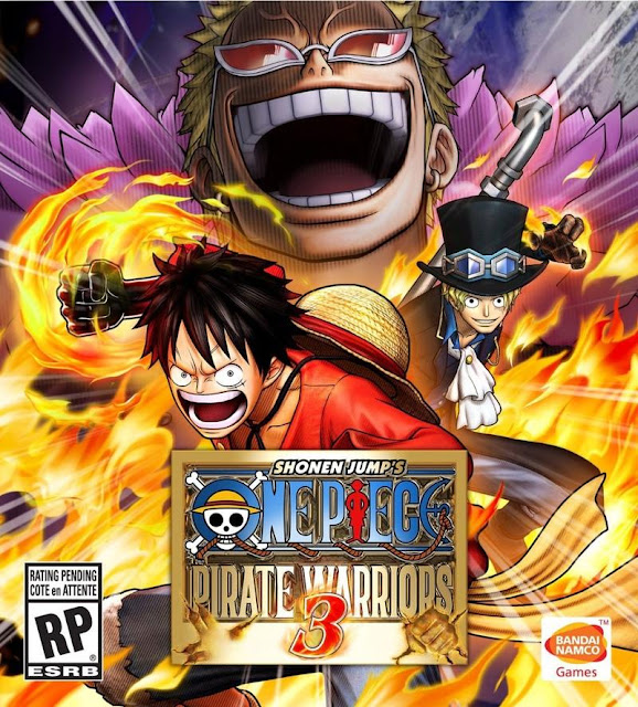 Dowload game One Piece Pirate Warriors 3 PROPER Action 2015