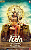 Sunny Leone sitting on huge Singhasan as Royal Princess in Poster of Ek Paheli Leela movie