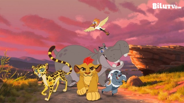 xem phim Vệ Sĩ Sư Tử: Tiếng Gầm Trở Lại - The Lion Guard: Return of the Roar 2015- Hình 2