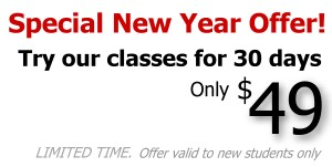 The Last Week of our New Year Offer!