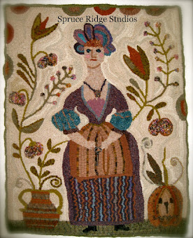 Looking for my RUG HOOKING designs?
