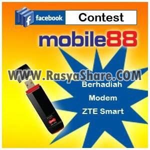 Kontes Mobile88 (18 Juni - 18 Juli 2012)