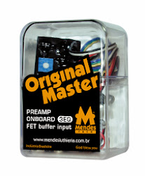 Preamp Original Master 3EQ