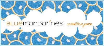 BlueMandarines: Geles de baño con mucho aroma.