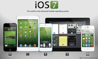 Inilah 5 Kelebihan dan Keunggulan dari Fitur iOS 7