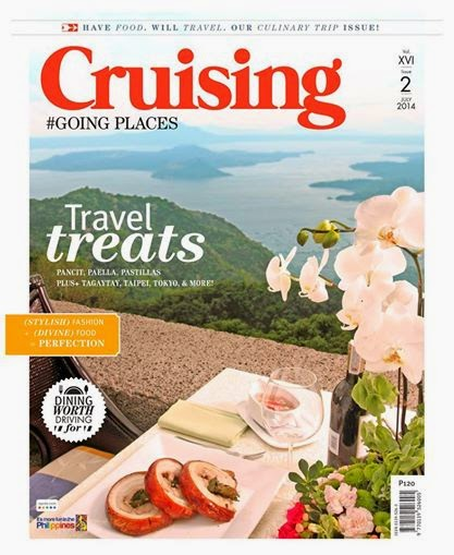 Check out my article on Magosaburo in Manila Bulletin's Cruising Magazine!