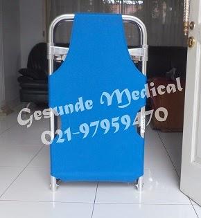 Stretcher Emergency YDC-1A3 Kondisi Dilipat