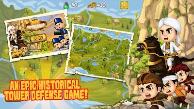 Game Pangeran Diponegoro - TD APK-screenshot
