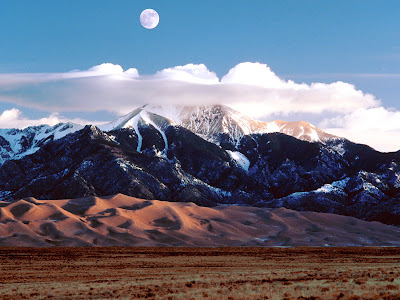 Great Sand Dunes National Park #Colorado #ColorfulColorado www.thebrighterwriter.blogspot.com