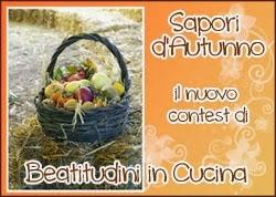 """Contest """"Sapori d'autunno"""