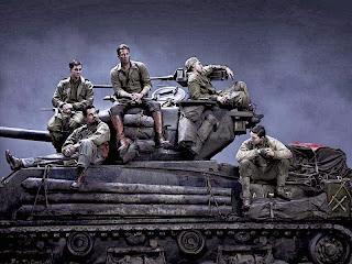 Brad Pitt Movie Poster