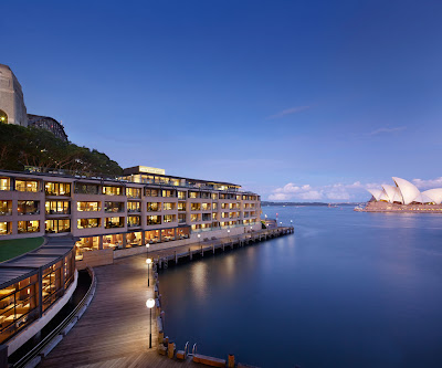 Only great looking eyes from the Park Hyatt Sydney Spa