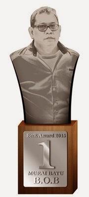BnR Award 2015 (Ajang Bergengsi Burung Berkicau)