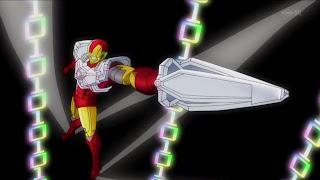 """Iron Man's """"Build Up"""" Mode"""