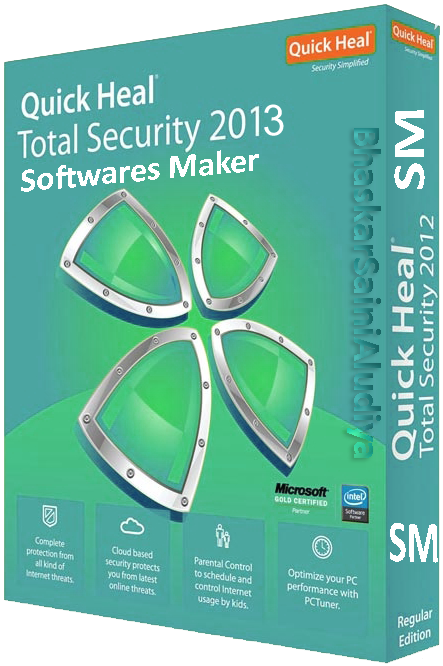 quick heal total security 2013 product key crack free download