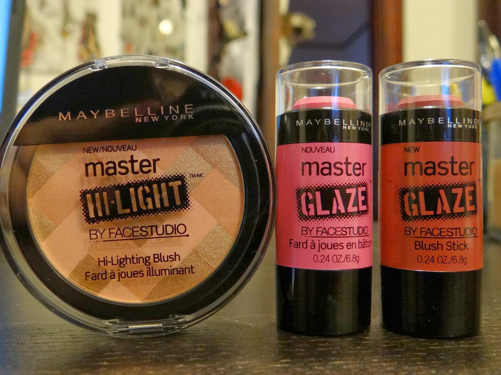 Maybelline Master Collection