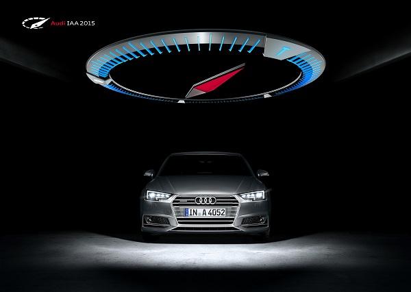 Audi Salón de Frankfurt