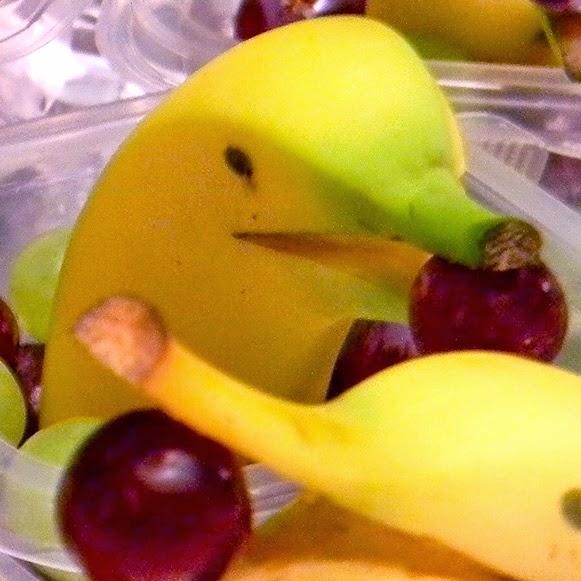 Golfinhos de banana – Bem Legaus